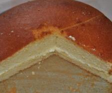 Lemon Curd - Sahne - Kuchen