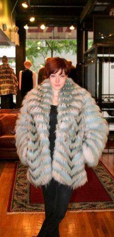 62388ca4e Chinchilla, Furs, New York City, Catwalk, Fur Coat, Powder, New