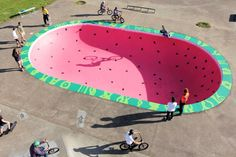 A slice of street art: Mount Gambier skate bowl gets a summer ...