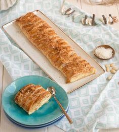 Kókuszkrémes fonat - Tante Fanny Puff Pastry Recipes, Ethnic Recipes, Phyllo Dough Recipes