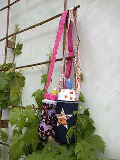bags for bottles Plant Hanger, Ladder Decor, Bottles, Gifts, Bags, Home Decor, Handbags, Presents, Decoration Home