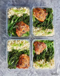 Paleo Meal Prep, Lunch Meal Prep, Meal Prep Bowls, Paleo Diet, Paleo Meals, Meal Prep Dinner Ideas, Lunch Ideas, High Protein Meal Prep, Paleo Food