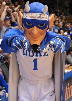 THE Duke Blue Devil