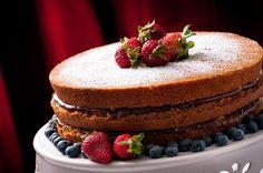 naked cake, bolo pelado, casamento, receita, brigadeiro, natal, ceia, bolo natalino, surpreender
