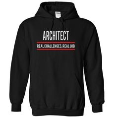 ARCHITECT - real job - #slogan tee #striped sweater. WANT IT => https://www.sunfrog.com/Funny/ARCHITECT--real-job-9683-Black-5864601-Hoodie.html?68278