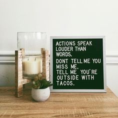 """The Poet is handcrafted for versatility. Ideal for succinct messages, this square board can be hung on the wall, leaned on a side table, or easily transported and used as a photography prop. This 10"""""""