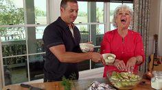 Check out what I found on the Paula Deen Network! Zesty Cucumber Salad http://www.pauladeen.com/zesty-cucumber-salad