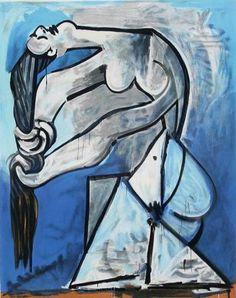 Picasso_Ne_Se_Tordant_les_Chevaux_