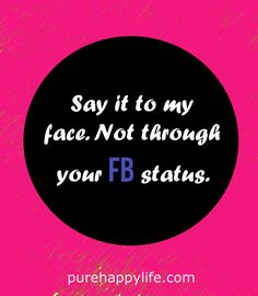 Fb Quotes Fb Status  Checkout These Facebook Status About Life Love And .