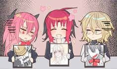 Image result for ferid x crowley doujinshi