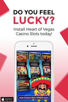 Heart of Vegas – Slots Casino Heart Of Vegas Coins, Heart Of Vegas Slots, Heart Of Vegas Cheats, Big Rip, Family Share, Miss Kitty, Free Slots, Vegas Casino, Casino Games