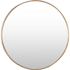 Currently Coveting // Oversized Round Mirrors