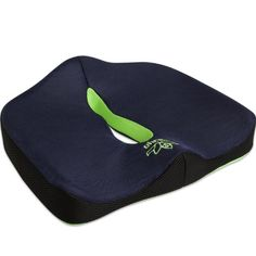 LILIYO GenX Seat Cushion for Maximum Back Support Comfort and Sciatica Pain Relief - For Office Chair, Car Seat, Wheelechair, Donut, Lumbar Back Support