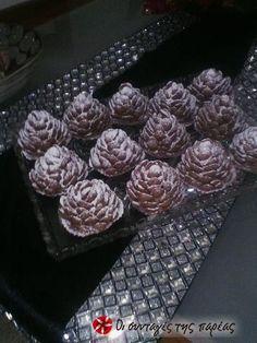 Βήμα 7 Sugar Paste, Frosting, Food To Make, Cake Decorating, Christmas Crafts, Sweets, Homemade, Cookies, Recipes