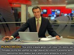 Plano Médio - telejornal
