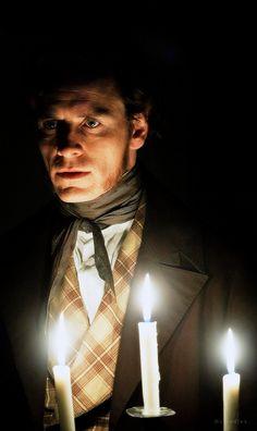 """Michael Fassbender. Aquí em va conquistar. Interpretant al senyor Rochester a """"Jane Eyre""""."""
