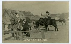 Donkey rides - Douglas