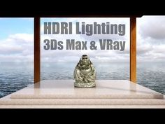 HDRI Lighting 3DsMax VRay - YouTube