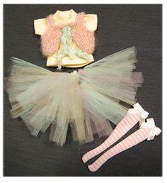 Tutu Bjd, Tutu, Handmade, Outfits, Hand Made, Suits, Tutus, Kleding, Outfit