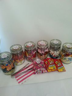 Party in a box. Sweet table essentials £65 #sweetcheeksuk.com