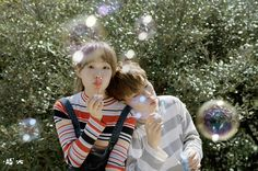 AKMU discovered they beat EXO in popularity survey, this is how they reacted Lee Soo Hyun, Yg Entertaiment, Akdong Musician, K Pop Star, Friends Show, 2ne1, Aesthetic Photo, Youngjae, Ulzzang Girl