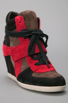 9b6cb6dcb655 Wedge sneakers from Ash.  235. Suede Sneakers