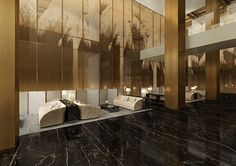 Armani Casa, rendering visualisations