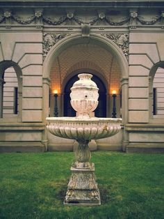 Gilded age Newport Mansion