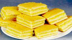 Пирог с лимонной начинкой из дрожжевого теста