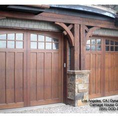 41 best wooden garage doors images doors gardens wood garage doors rh pinterest com