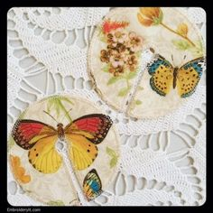 Large Feeding Tube Pad Made Easily in the hoop with Machine Embroidery   Embroidery It