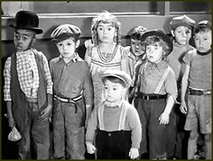 The Little Rascals, still one of my favorites!