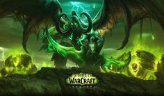 Azeroth Burns under the Shadow of the Legion™—New World of Warcraft® Expansion Now Live! World Of Warcraft Legion, World Of Warcraft Game, World Of Warcraft Expansions, Wow Battle, Illidan Stormrage, Boss Games, Creepy Ghost, Under The Shadow, Ghost Ship
