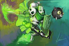Castle Crashers: The Acid Knight by DarthAgnan on DeviantArt Castle Crashers, Green Knight, Shovel Knight, Fallen London, Skullgirls, Epic Art, Yandere Simulator, Life Is Strange, Indie Games