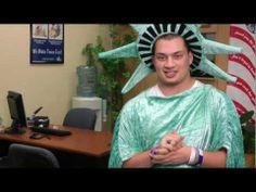 Meet Joe!  Ever wonder what makes those Liberty Tax wavers tick? See what Joe has to say!