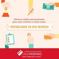 CredPróprio - Ação para Facebook