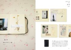 great layouts for travel journal