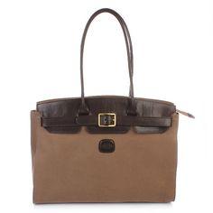 BRIC'S: Life Handbag Business Dove Grey — fashionette.de