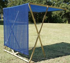 Shark Shade Premium Portable Shade Blue by SharkShade on Etsy
