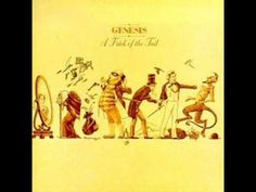 Genesis - Squonk - I wasn't way way into Genesis but did really like this one - it's really heavy and sweetly sentimental at the same time, and they could really play.
