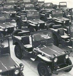 Jeep yard
