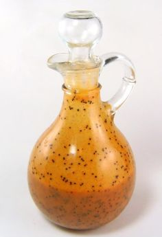 One Perfect Bite: Poppy Seed Dressing