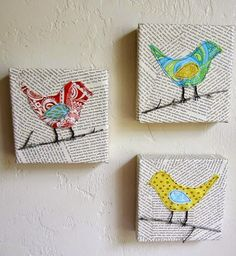What Is Bird Art? Learn More About It What Is Bird Art? Learn More About It & Bored Art The post What Is Bird Art? Learn More About It & Handmade accessories appeared first on Electronique . Art For Kids, Crafts For Kids, Arts And Crafts, Bird Crafts, Mixed Media Canvas, Art Club, Art Plastique, Bird Art, Medium Art