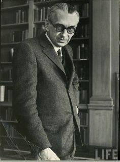 Kurt Godel, mathématicien de génie, ami intime de Einstein...