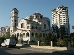 The Church of Albania