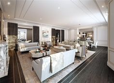 5 bedroom flat for sale in Apt. 4, Kingwood, Hans Place, Knightsbridge, London, SW1X - Rightmove | Photos