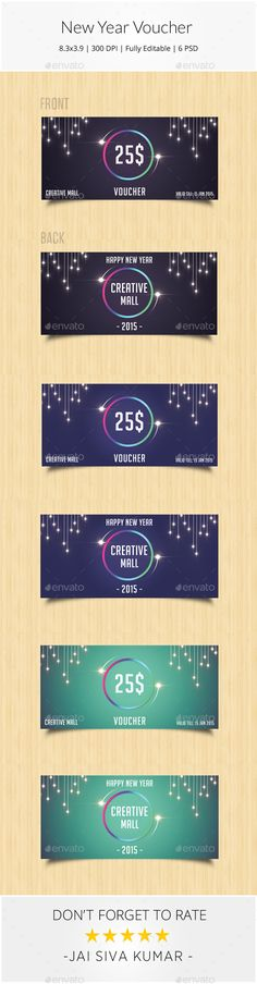Photography Studio Gift Voucher Photography studios, Template and
