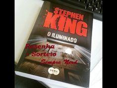 Resenha + Sorteio: O Iluminado (Stephen King)