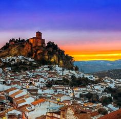 Granada, Spain...would love to visit & explore my family roots:))!