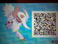 Lady, My Favorite, Lv.100, Shiny MEGA Absol! Pokemon Sun Moon QR code!